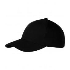 Kšiltovka - Cap PR - Black