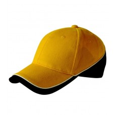 Kšiltovka - Cap NW - Yellow