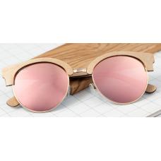 Sluneční Dřevěné Brýle – Beach (Unisex)
