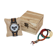 Dřevěné Hodinky – Fantastic (Unisex) set