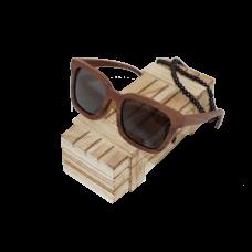 Sluneční Dřevěné Brýle – Cube (Unisex) set