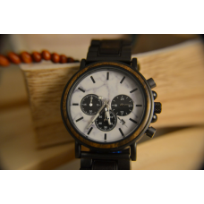 Dřevěné Hodinky – Fantastic Dark (Unisex)