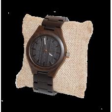 Dřevěné Hodinky – Coffee (Unisex)
