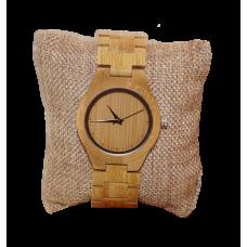 Dřevěné Hodinky – Bamboo Elegance (Unisex)