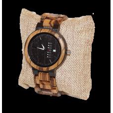 Dřevěné Hodinky - Dark Week (Unisex)