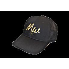 Kšiltovka - Macaw Net Cap Mw Black