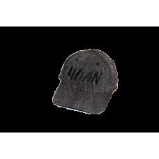 Kšiltovka - MOAN Streaked Cap Gray