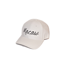 Kšiltovka - Macaw Cap White