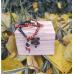 Dřevěné Hodinky - Roman; včetně dárkové krabičky