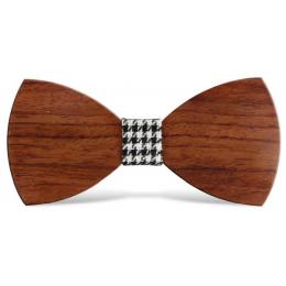 Dřevěný Motýlek - Chess
