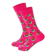 Veselé ponožky – Lemon