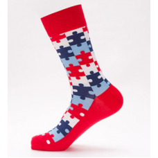 Veselé ponožky - Jigsaw
