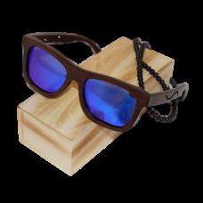 Sluneční Dřevěné Brýle – Snake (Unisex) set